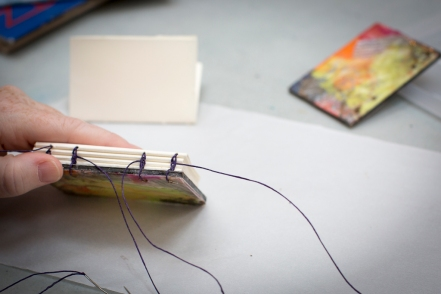 Encaustic Journals